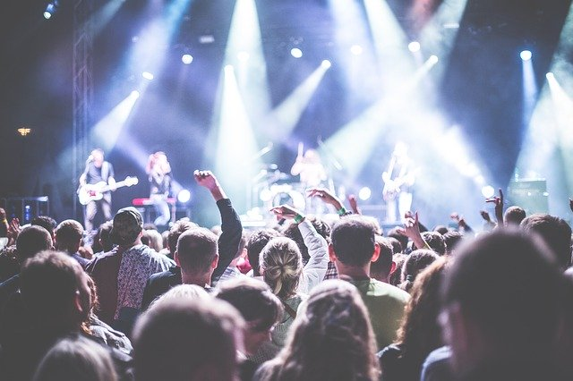 How to Help People Feel More Relaxed at Your Concert Venue