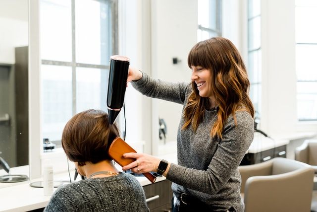 Why It's Fun to Go to a Salon